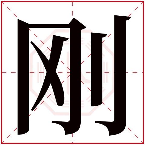 刚字五行属什么,刚字在名字里的含义,刚字起名的寓意