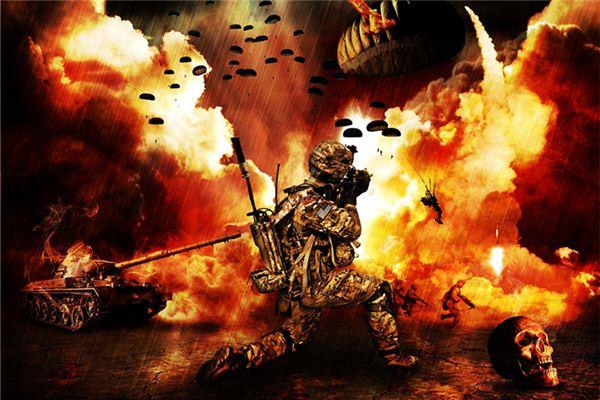 战争是一件很残酷的事,那么梦见打仗有什么含义呢