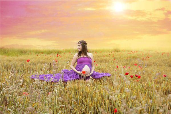 梦见自己怀孕了,有什么预示